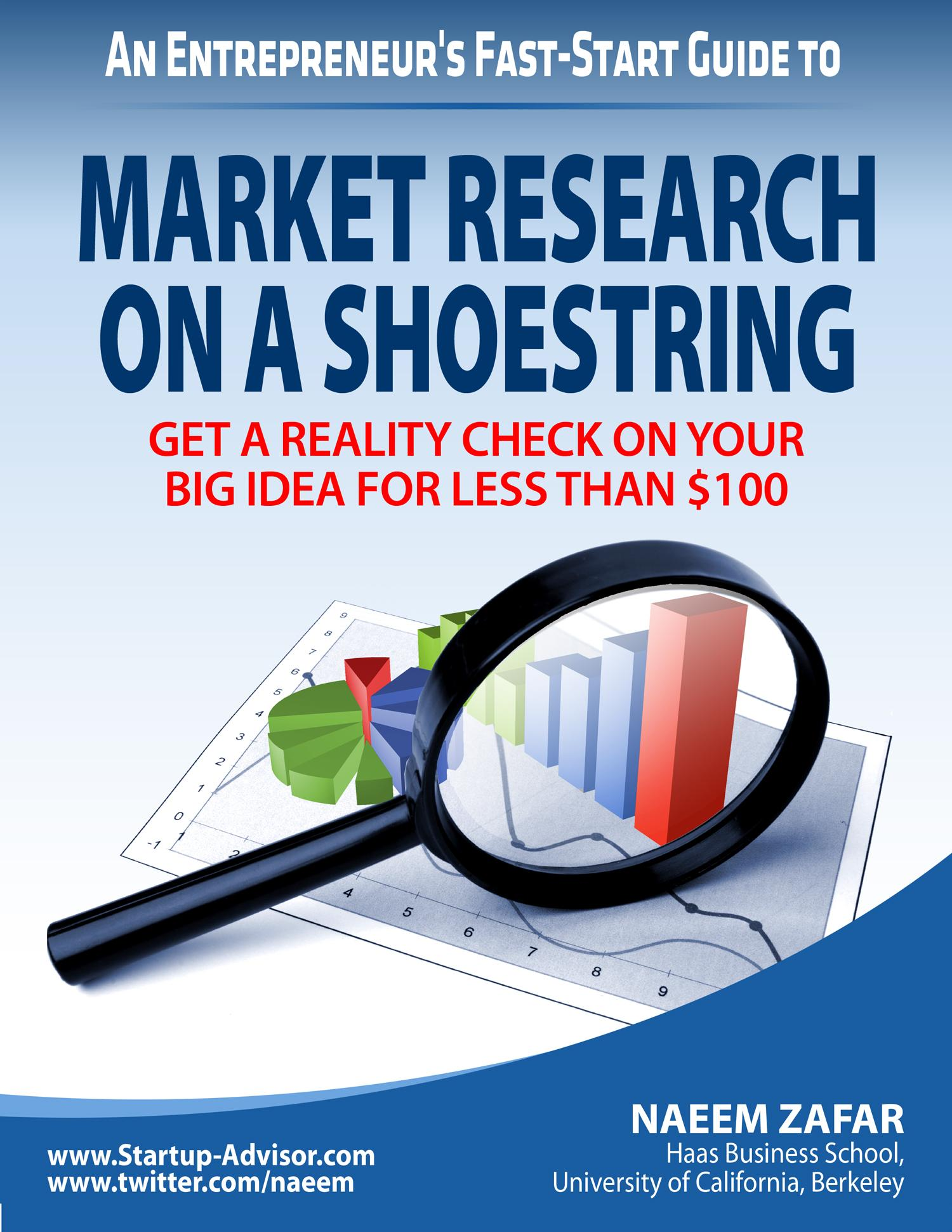 Market Research on a Shoestring